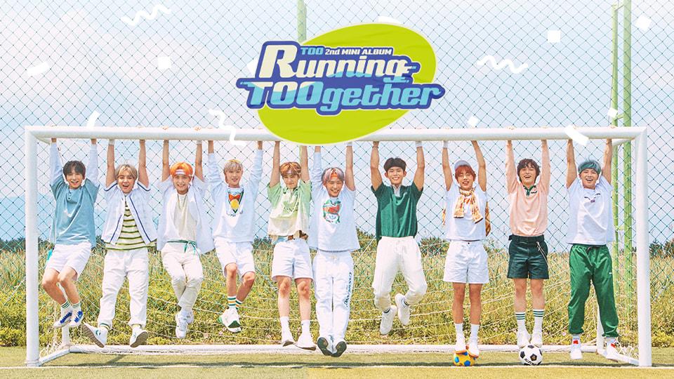 TOO 2nd Mini Album special Signed Album Event