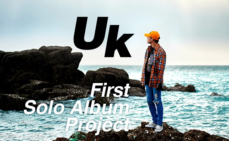 Uk First Solo Album Project