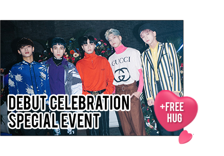 Debut Celebration Special Event with VANNER (*included free hugs)
