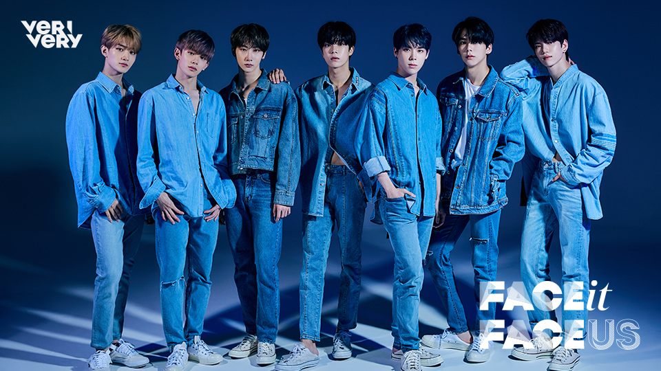 VERIVERY [FACE US] Video Call Event