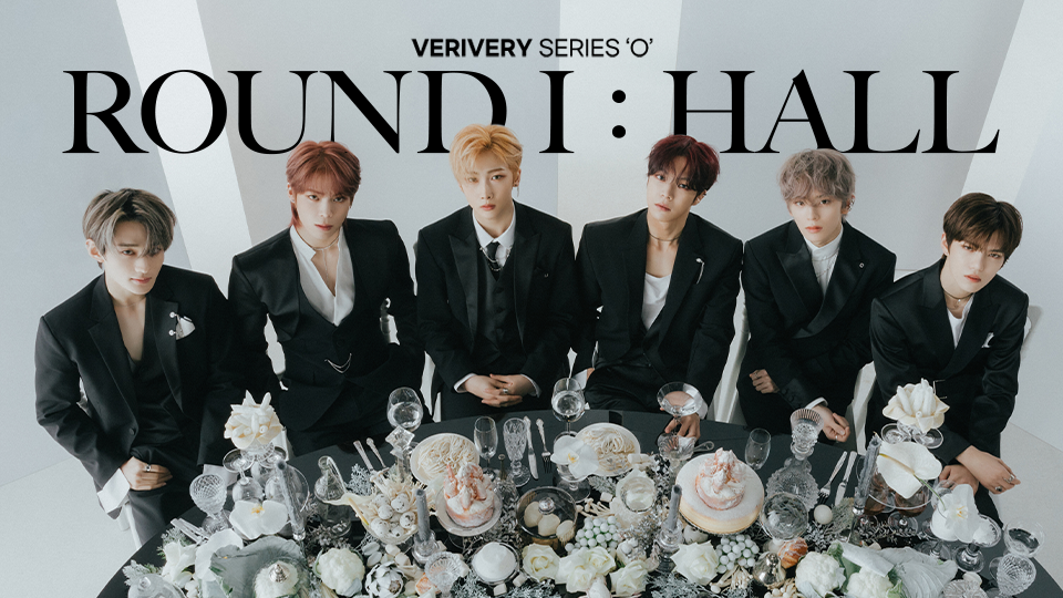 VERIVERY SERIES 'O' [ROUND 1 : HALL] MEET&CALL EVENT