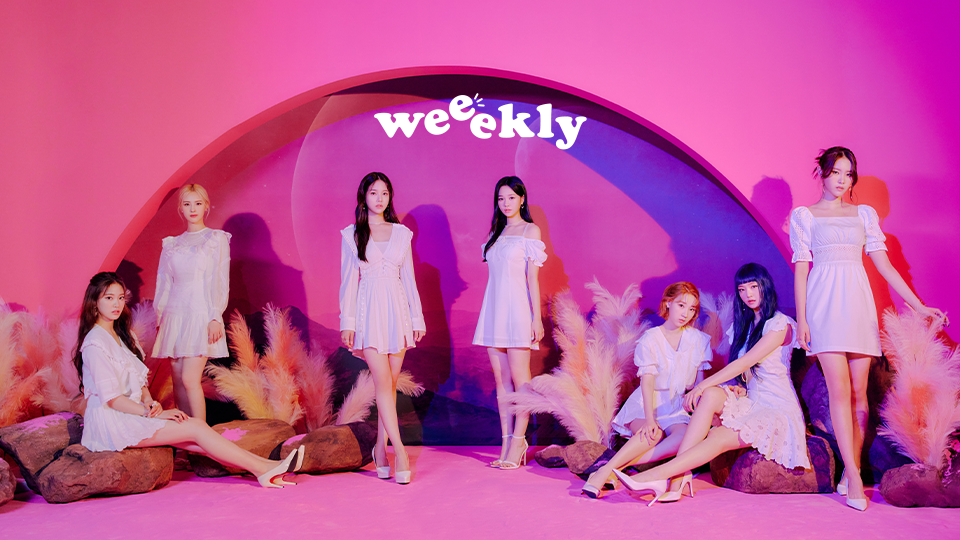 Weeekly 4th Mini Album [Play Game : Holiday] Video Call Event