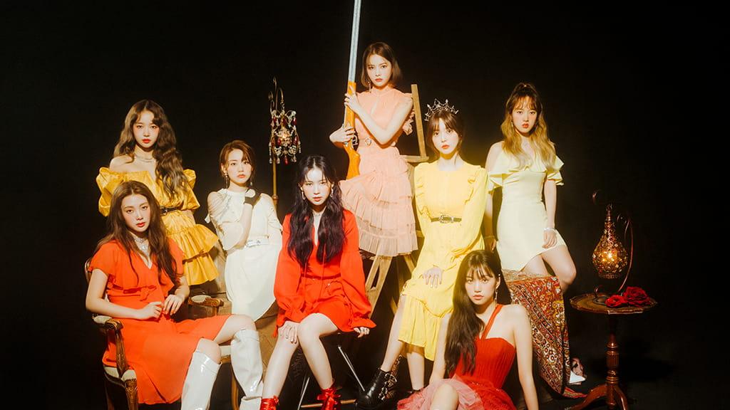 Weki Meki 3rd mini album signed album Event
