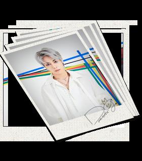 Autographed Polaroid SET