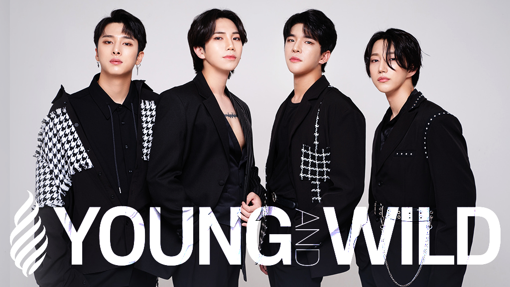 YOUNG&WILD 1st Mini Album Project