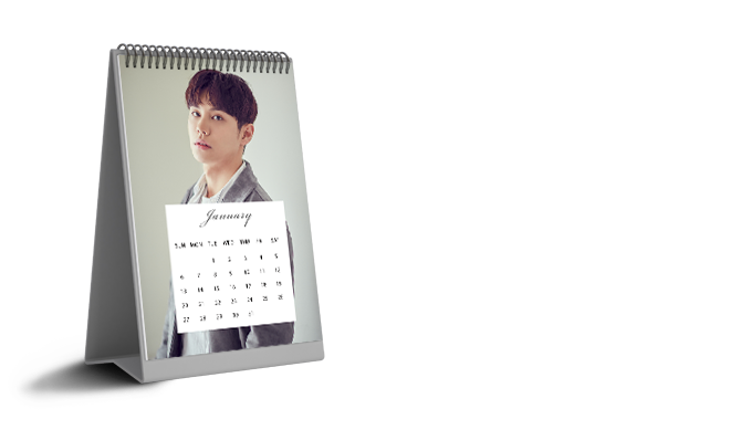 ONE YONGZOO's Official Calender