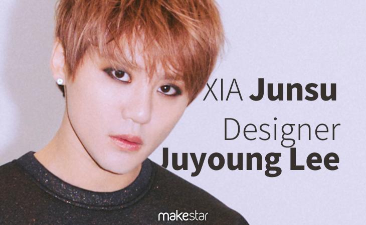 XIA JUNSU X DESIGNER JOO YOUNG LEE